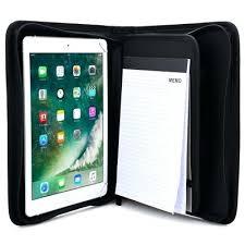 ipad mini portfolio case with notepad 1