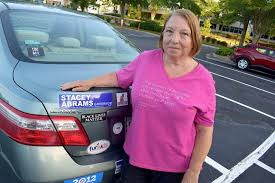 Man Accused Of Placing Trump Stickers On Car Of Local Democrat Trying To Follow Her News Gwinnettdailypost Com