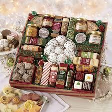 gourmet food gift baskets best
