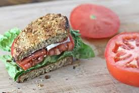 the photogenic vegan blt vlt foodfash