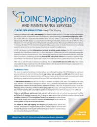Fillable Online LOINC Mapping - Adriana Falco Fax Email Print - PDFfiller