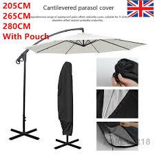 parasol banana umbrella cover