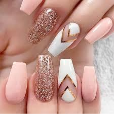 beautiful nail designs for long nails