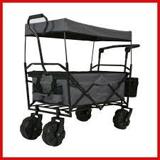 wagon cart outdoor utility garden beach