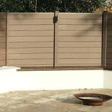 Composite Fencing Composite Plastic Fence Panels Envirobuild