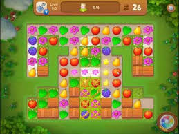 gardenscapes level 90 how to beat