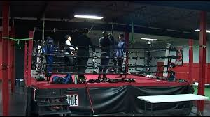 boxing group opens doors to teach kids