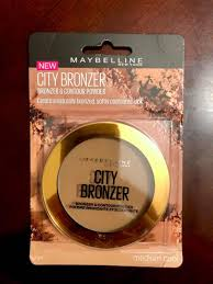City Bronzer & Contour Powder by Maybelline #4