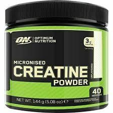optimum nutrition micronised creatine