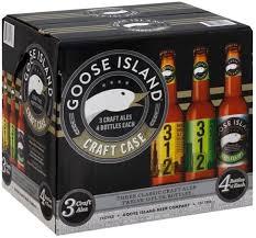goose island craft case 12 ea