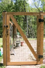 How We Designed And Built Our Big Diy Garden Fence Merrypad