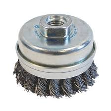 Norton Expert Twist Knotted Cup Brush 75mm Cleaning Preparation Screwfix Com