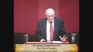 Rev. Wesley Graham Sermons | SermonAudio