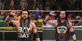 Adam Cole 2K20 Vs 2K19 : WWEGames