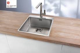 kitchen sinks win red dot awards
