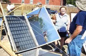 diy pive solar heat for your garage