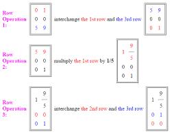 solve system of equations matrix calculator