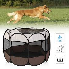 Tent Houses Playpen Pet Fences Pet Cage Puppy Dogs Foldable Small Outdoor Large Cats Shopee Philippines