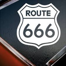 Route 666 Satanic Rob Zombie Devil White Buy Online In El Salvador At Desertcart