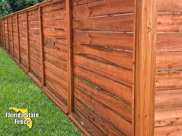 Wood Fence Contractor In Tampa Fl Florida State Fence