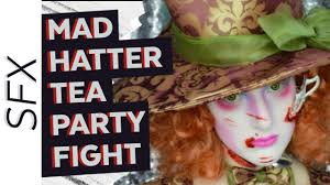mad hatter makeup tutorial whole