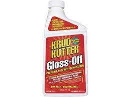 Krud Kutter Deck Fence 1 Gal Pressure Washer Concentrate Cleaner Df014 Newegg Com