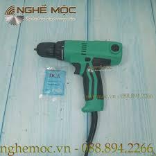 Máy khoan vặn vít dùng điện DCA AJZ08-10 – mochaiphat