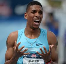 USA Track & Field - Brandon Johnson