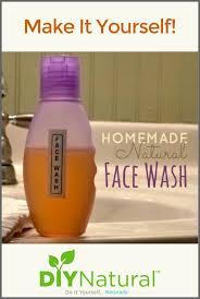 a natural chamomile diy face wash recipe