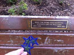 Stephen and Iva Williams - Hamilton, ON - Dedicated Benches on ...
