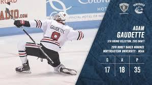 Vote for Adam Gaudette | NHL.com