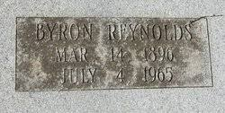 Byron Reynolds (1896-1965) - Find A Grave Memorial