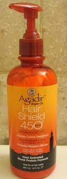 agadir argan oil hair shield 450 review