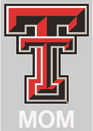 Amazon Com Stockdale Texas Tech Red Raiders Transfer Decal Mom Sports Outdoors