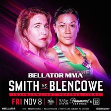 Bellator 233 Will See Arlene Blencowe vs. Leslie Smith at Featherweight –  WMMA.news