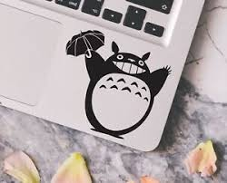 My Neighbor Totoro Studio Ghibli Macbook Decal Laptop Car Wall Vinyl Sticker 127 Ebay