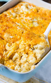 baked macaroni and cheese y