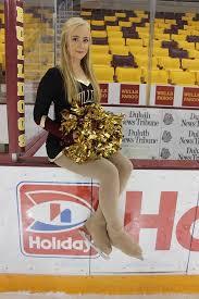 Our second cheerleader is Abby Olson!... - UMD Hockey Cheer Team | Facebook