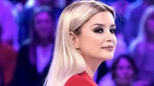 Alketa Vejsiu dalla tv albanese a Sanremo: