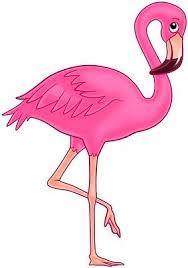 Pink Flamingo Vinyl Graphic Decal Sticker Hood Window Car Ebay