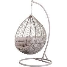 siena hanging egg chair garden