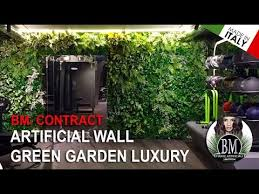 bm wall vertical green garden you