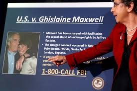 Feds reveal Ghislaine Maxwell's wealth ...