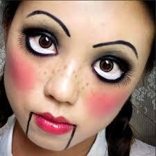 ventriloquist doll makeup saubhaya makeup