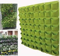 vertical garden flowers