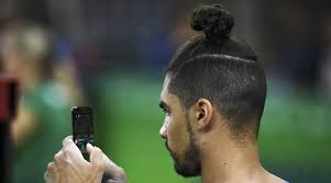 Rio 2016 Olympics: Louis Smith's 'man bun' gets attention on ...