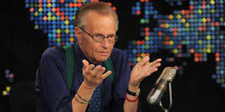 Larry King breaks silence after deaths of 2 children: 'No parent ...