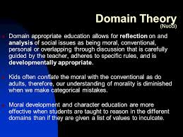 Moral Development: Key Points Compiled by Adriana Murphy, 2007 ...