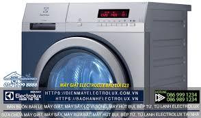 Máy giặt Electrolux báo lỗi E23 do nguyên nhân nào?