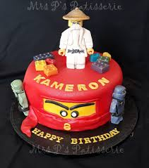 lego ninjago birthday cake | Mrs P's Patisserie